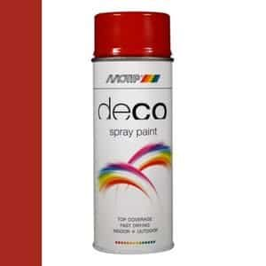 DECO PAINT 400ML RAL 3000 VUURROOD HG