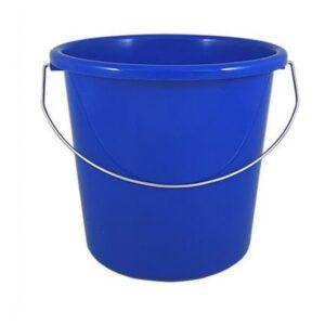 Emmer 5 liter blauw