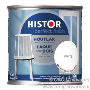 250 Ml Pf Houtlak Hg White His