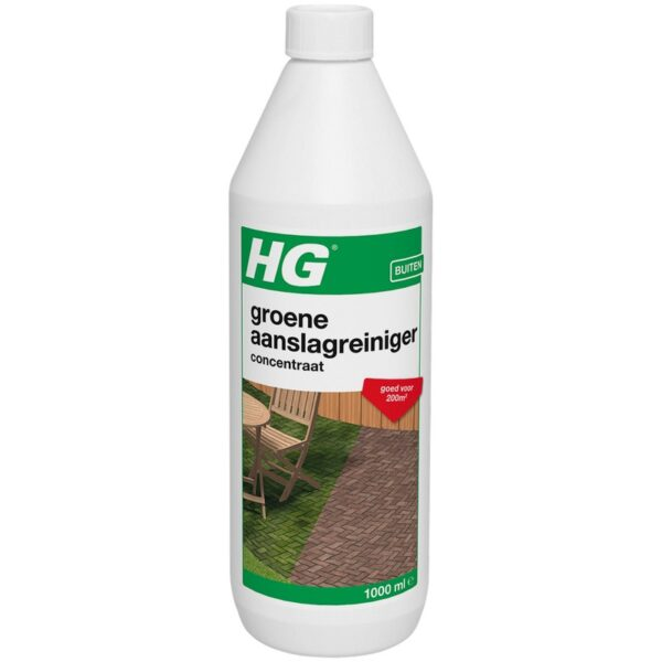 HG GROENEAANSLAGREINIGER