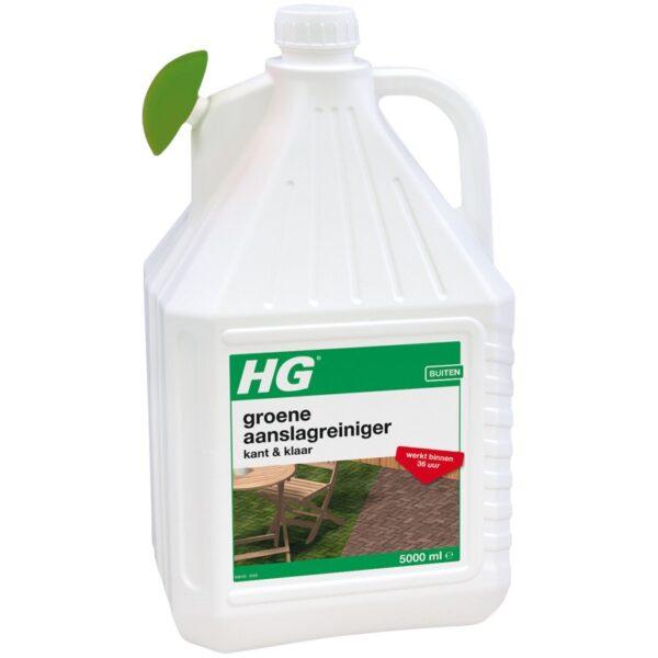 HG GROENEAANSLAGREINIGERKANT & KL AAR