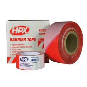 HPX AFZETLINT -WIT/ROOD 50MM X 100M