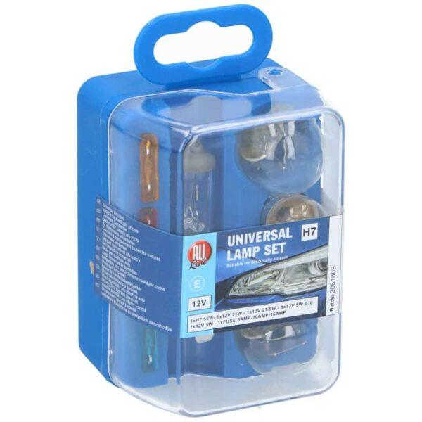 LAMPSET H7 SMALBOX00735 BLI