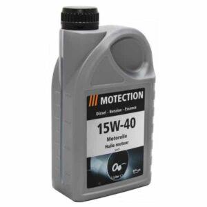 1 L Motection Motorolie 15W40 SJCF