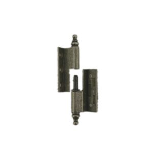 Paumelle50x40/vk/b rs ijz/brons