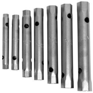 Pijpsleutelset 7dlg 6-19mm ZB Skandia