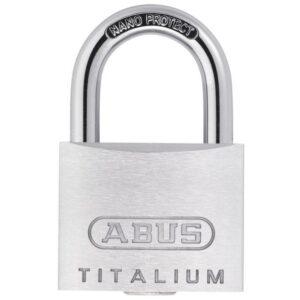 Hangslot Titalium 64Ti/20 Bl Abus
