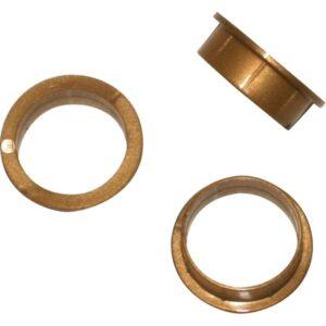 Ds(25)Nylonkrukring 20-18mm Brons