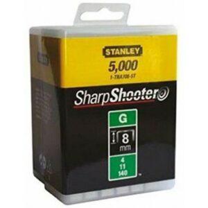 Stanley nieten 8MM TYPE G -5000 stuks