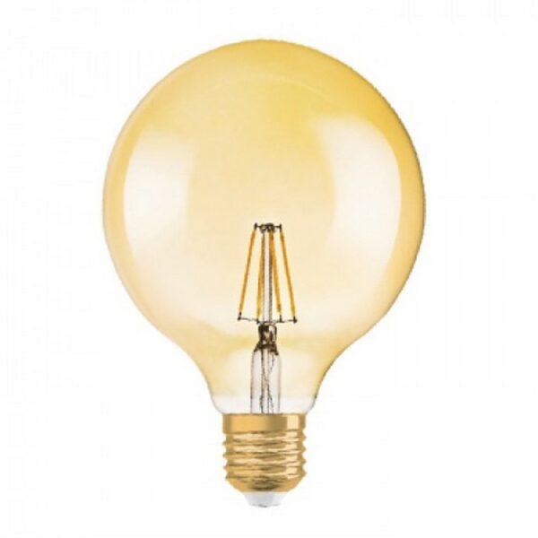 OSRAM LED 1906 G125GD55 DIM 7W E27