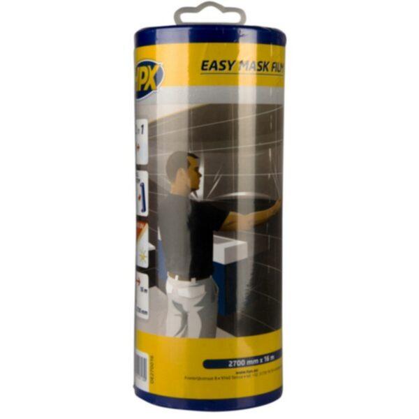 HPX easye mask film crepepapier 2700 mm x 16 m in dispenser