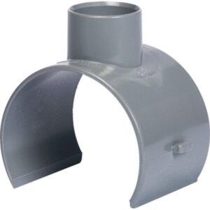 PIPE PVCKLAANBRZDL 75/80X50L