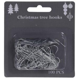 Kerstboom haakjes100sts
