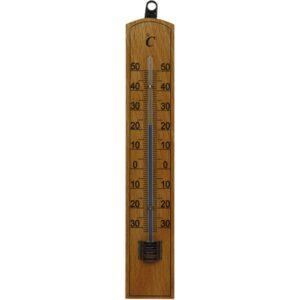 THERMOMETER HOUT20 CM